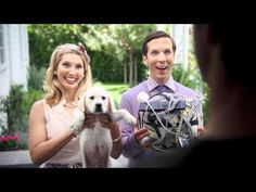 HD Vonage New Neighbors Commericial - Puppy Bundle - this makes me LOL