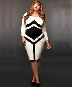 fashionable plus size looks - Bing Images