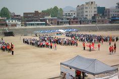 2013 재경오현의 날 개회식장면..20130526..건국대 운동장에서
