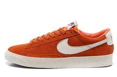 new styles 0d7ad d78e0 HOMME Nike Blazer low NBL14 Orange