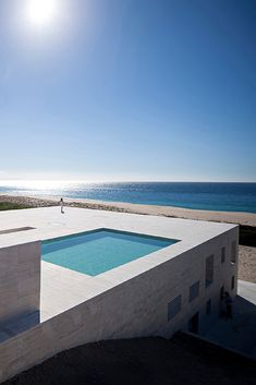 Casa del'Infinito Architect: Alberto Campo Baeza Photos: Javier Callejas Location: Cádiz, Spain