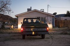 all the boys in bucks truck