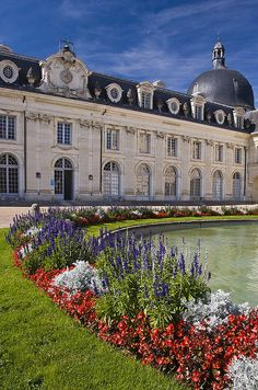 Chateau de Valencay,Loire Valley,France