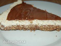 Fotorecept:+Banánový+cheesecake+z+ovsených+vločiek