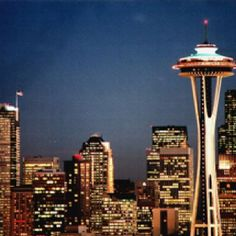 Seattle, Starbacks, anyone! This is one of my besties hometown...