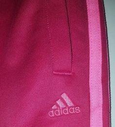 Adidas Womens Pink 3 Contrast Strips Tracksuit Bottoms Trousers Size M UK Tracksuit Bottoms, Adidas Women, Trainers, Pink Ladies, Active Wear, Contrast, Clothes For Women, Ebay, Tennis
