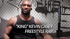 """""""King"""" Kevin Casey Freestyle Rap for The Hollywood MMA Show"""