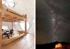 Stargazing Hotel | Little Gatherer