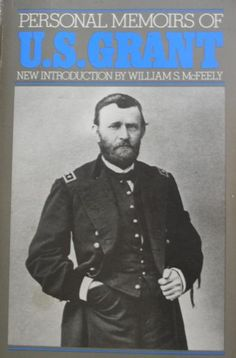Autobiography of Ulysses S Grant