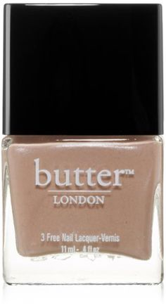 Get It now butter LONDON Nail Lacquer, Neutral & Brown Shades, Yummy Mummy,