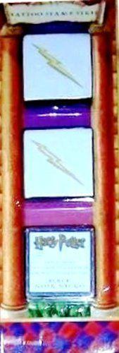 Harry Potter Temporary Tattoo Stamp Strip Lightening Bolts by Plaid, http://www.amazon.com/dp/B004PJPM4G/ref=cm_sw_r_pi_dp_q2F9rb1B2EVEX