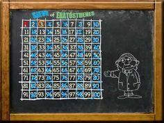 Prime Numbers - Sieve of Eratosthenes - YouTube
