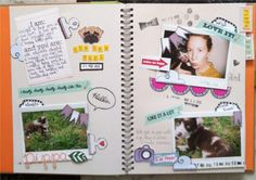 Great pages Kellie!