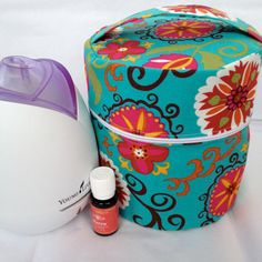 Young Living Essential oil Diffuser Case for by BaggageandCO        Dayna's Young Living member # 1893605 www.wellnessandoils.com