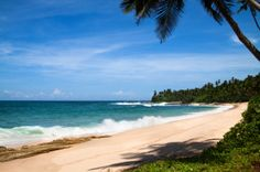 The breathtaking beaches around Tangalle have a special wild beauty all of their own!