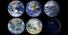 cool Picture of the Day: NASA Earth Marbles