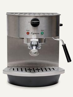 Capresso Espresso and Cappuccino Maker Giveaway