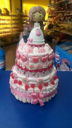 df365691faa ¡Temporada de bautizos y comuniones! Las tiendas Duldi no paran de sacar  incríbles tartas como esta de Duldi Ciudad Real.