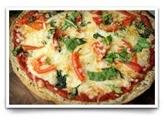 Gluten Free Pizza Crusts - Pizza crusts are our signature item and we are sticklers for great tasting crusts.    Ingredients:  Smart Flour (Tapioca Flour, Amaranth Flour, Teff Flour, Sorghum Flour), Modified Tapioca Starch, Yeast, Sugar, Baking Powder, Guar Gum, Salt, Xanthan Gum, Baking Soda