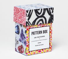 Pattern Box Postcards