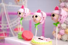 Sugestão de temas e decoração para festa Lalaloopsy! As meninas adoram e as mães mais ainda!