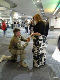 Photo from Operation Reward Romance proposal!