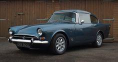 1965 Sunbeam Tiger Harrington V8 - Sussex Sports Cars