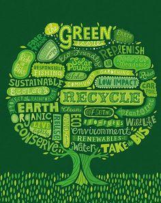 5 Poster Lingkungan Paling Kreatif Nan