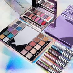 Urban Decay Heavy Metals Holiday 2017 Collection