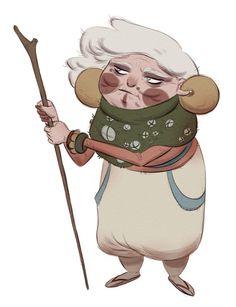 Karakter Tasarımı - Yaşlı Bayanlar 3 / Character Design - Old Ladies 3 #draw #drawing #yaslıbayanlar #oldladies #sketch #sketching #eskiz #cizim #art #digitalart #digitalpainting #digitalrenklendirme