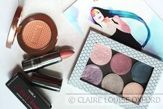 Nabla Cosmetics Mermaid Collection | Preview & Swatches - Claire Louise Oxford - Makeup & Beauty  http://www.clairelouiseoxford.com/2016/07/nabla-cosmetics-mermaid-collection.html