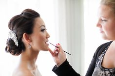 Ritz Carlton Laguna Niguel Wedding: Anna Beauty by Emmalee Uipi