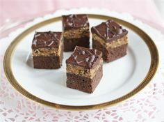 Over the Top: Cookie Dough Topped Brownies (Gluten Free, Sugar Free, Egg Free, Dairy Free)