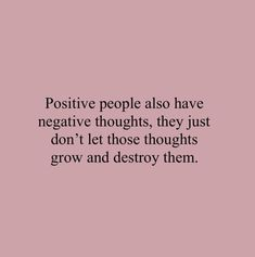 10 Inspirational Quotes from Functional Rustic Positive people also have negative thoughts, they just… www.FunctionalRus… Related Unseen Evidences — The Art of Self-Growth & Planting Seeds Along the True Quotes, Words Quotes, Wise Words, Motivational Quotes, Inspirational Quotes, Sayings, Quotes About Positive Thinking, Staying Positive Quotes, Positive People Quotes