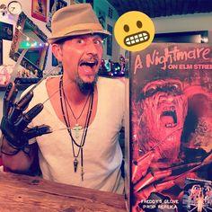 One, two, ... Freddy's coming for you 😱 ... Nine, ten, never sleep again!  #anightmareonelmstreet #freddy #freddykrueger #elmstreet #replica #neca #artist #artistlife #artgallery #nerd #geek #toys #toy #scary #toycollector #collection #sweet #warnerbros #nerds #amazing #horror #movie #sleeping #goodnight #sleepwell #dream