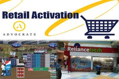 Retail Store Activation services in Delhi NCR by #advocratsCreation Pvt Ltd For detail visit at: http://goo.gl/ZQNdq8