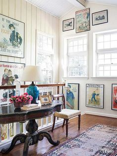 Practical hallways connect the spaces in your home, but they're also a canvas ready for decorating. Use these tips to create a hallway that's decorated as well as the rest of your home.