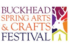 Buckhead Spring Arts & Crafts Festival on Mother's Day Weekend