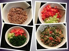 Do you love Tabbouleh, but are wheat/gluten intolerant? Mrs Niko has put a new spin on an old fav to solve the problem. Click Below to check out the recipe!