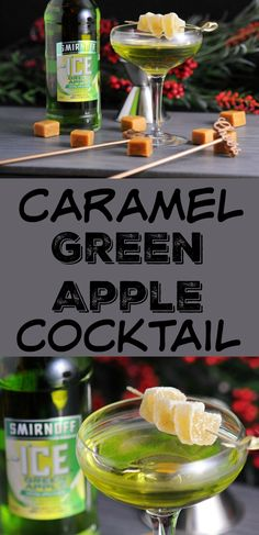 Caramel Green Apple