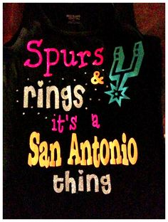 San Antonio Spurs shirt!!! Go Spurs Go!!! TipChallenger, test you skill and knowledge of sport and share in $5,000 Daily Jackpot. Do you have what it take to beat the Challenger?