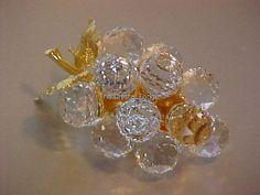 Swarovski SWAROVSKI GRAPES GOLD LARGE USA 7550NR030015 | Swarovski Crystal
