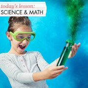 Take a look at the Today's Lesson | Science & Math event on #zulily today!