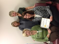"We're excited that our Country Mortgages program has been chosen as ""Best Mortgage Provider"" by the readers of The Martinsburg Journal (WV)! Pictured below are a few of our employees, Marcia Blaylock, Ruth Boden, Debbie Strawderman and Ronda Grove."