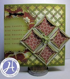 Gini Williams Cagel | Give Thanks Card | Hampton Art