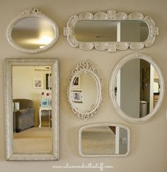 Mirrors on the Wall | A Diamond in the Stuff