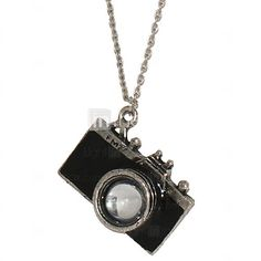 USD $ 1.79 - Camera Necklace