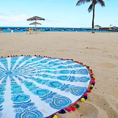 White Sea Goa #toallaredonda #mandalaplaya #mandala #boho #bohostyle #bohemian #bohobeach #tenerife #fashion #beachfashion #modaplaya #verano #modaverano #goodvibes
