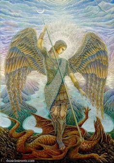 Archangel Michael  Remove Fears and Negative Thinking    Archangel Michael can be called upon to help remove fears and negative thinking and it will usually happen in a matter of minutes. There is a powerful and calming presence with Michael that has that will envelope you with love and comfort. The sword he carries can slice through negative thoughts and worries and fill the gaps with a warm white light.