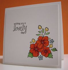 Bordering on Romance by Loll Thompson - Cards and Paper Crafts at Splitcoaststampers